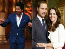 Will Shah Rukh Make a Dubsmash Video With William, Kate? Find Out Here