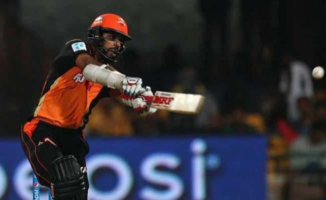IPL KXIPvsSRH: सनराइजर्स हैदराबाद 26 रन से जीता, 20 ओवर में 181 रन ही बना पाई पंजाब टीम