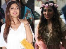 BFF Shilpa Shetty to Miss Bipasha Basu's Wedding