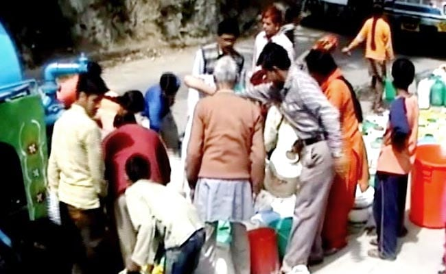 भारत में खड़ा हो सकता है बड़ा जल संकट, नलों से पानी भी हो सकता है गायब
