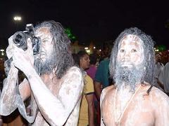 सिंहस्थ कुंभ में श्रद्धालुओं का सबसे बड़ा जमावड़ा, देखें उज्जैन से सीधी तस्वीरें
