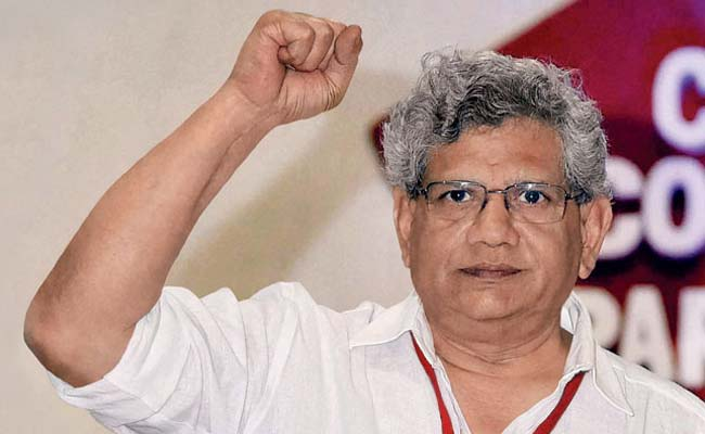 Defence Minister's Statement On Rafale Deal Raises More Questions: Sitaram Yechury