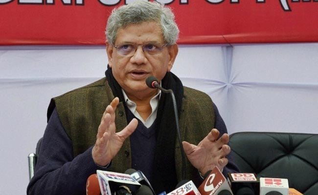 PM Modi's Sabarimala Comments 'Contempt Of Court': Sitaram Yechury