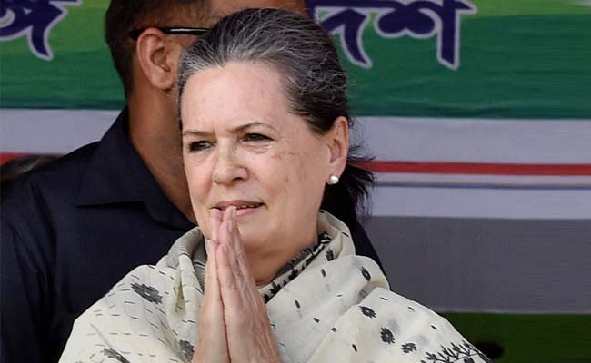 After Nitish Kumar Meets Her Legislators, Sonia Gandhi Asks To See Them