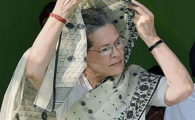 Image result for सोनिया गांधी के लिए संजीवनी बना राष्ट्रपति का चुनाव, विपक्षी दलों ने सौंपी कमान
