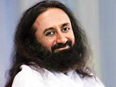Sri Sri Ravi Shankar Urges Centre To Grant Citizenship To Over 1 Lakh Lankan Tamils