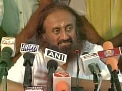 Sri Sri Ravi Shankar Sent Peace Message To ISIS, Received Photo Of Beheaded Man
