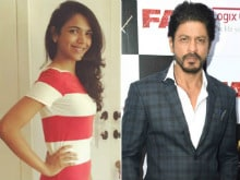 Shriya Pilgaokar Felt Like 'Shah Rukh's Best Friend' on the Sets of Fan