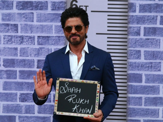 Shah Rukh Khan Explains Why He's Never Been a 'Fan' of Anyone
