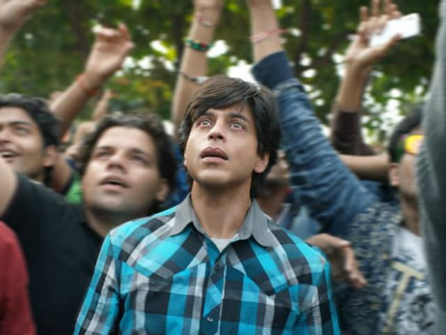Guess Who Suggested the Idea of Fan to Shah Rukh Khan