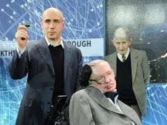 Stephen Hawking, Russian Billionaire Unveil Plan To Reach Alpha Centauri