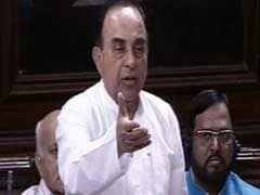 Censored Twice In 2 Days, Subramanian Swamy Is BJP's 'Gift', Says Congress