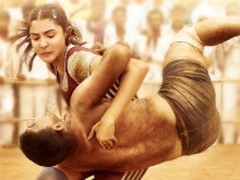Presenting Anushka Sharma as 'Haryane Ki Sherni' Aarfa From <I>Sultan</i>