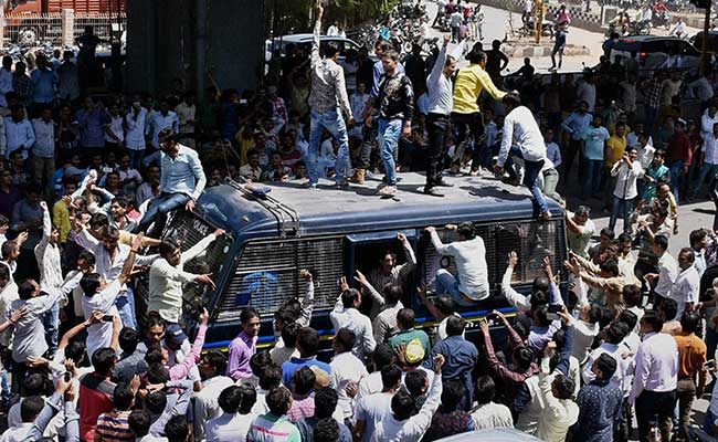 Gujarat Holds Talks With Patels, 'Not Invited' Claims Hardik's Group