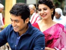 Suriya's <i>24</i> Co-Star Samantha Says the Film is 'Special' For Her