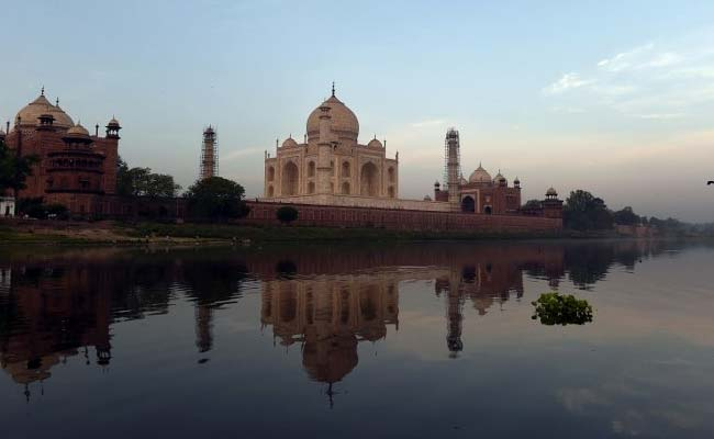 No Information For RTI Query On Taj Mahal, Archaeological Survey Officials To Lose Salary