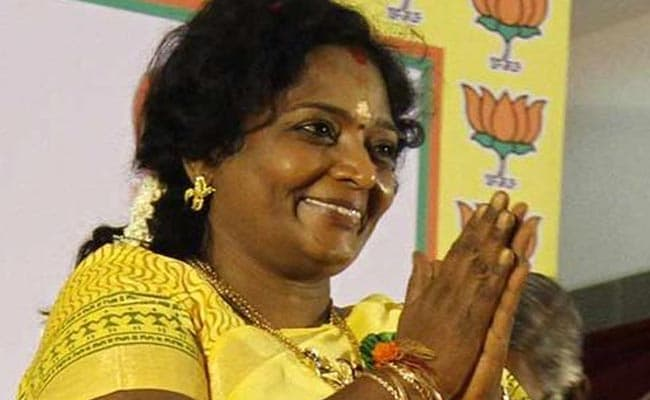 Bjp Announces Second List Of 21 Candidates For Tamil Nadu