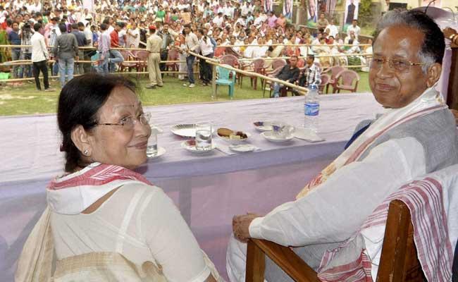 In Digital Era, 80-Plus Tarun Gogoi Logs In For Tough Battle In Assam