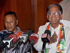 Assam Chief Minister Tarun Gogoi Hits Back At Centre Over Infiltration Issue