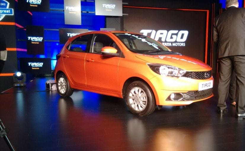 Tata Tiago Compact Hatchback Launched in India; Prices Start at &#8377 3.2 Lakh