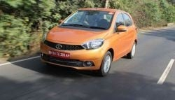 Tata Tiago to Offer Petrol and Diesel Engines; Will Rival Maruti Celerio