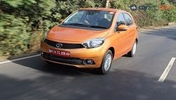 Tata Tiago AMT Goes On Sale Priced At Rs. 5.39 Lakh