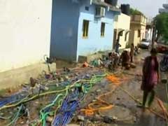 A Pot Of Water A Day: That's How People Manage Here In Telangana