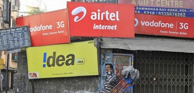 Six telecom companies are alleged to have underreported income between 2006-07 and 2009-10