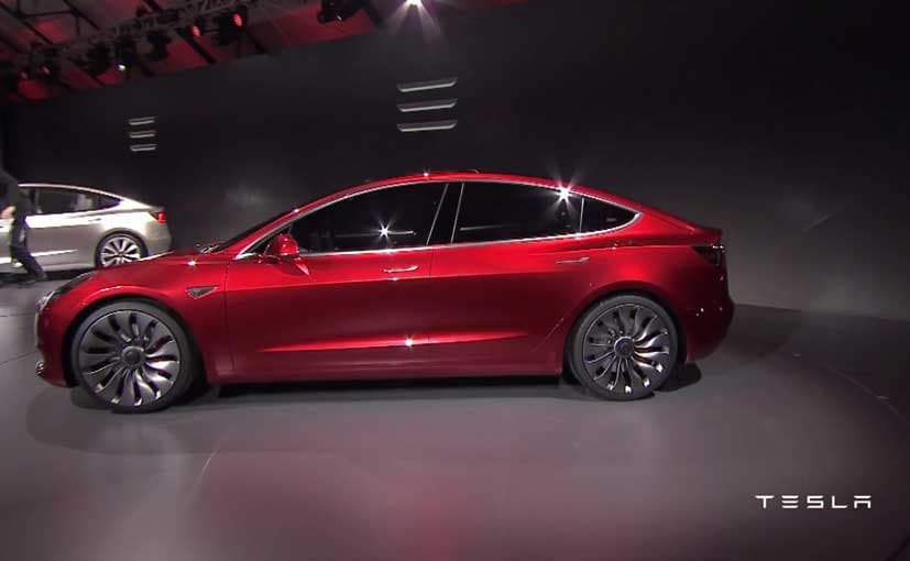 Tesla Model 3 Price Announced Elon Musk Confirms India Launch