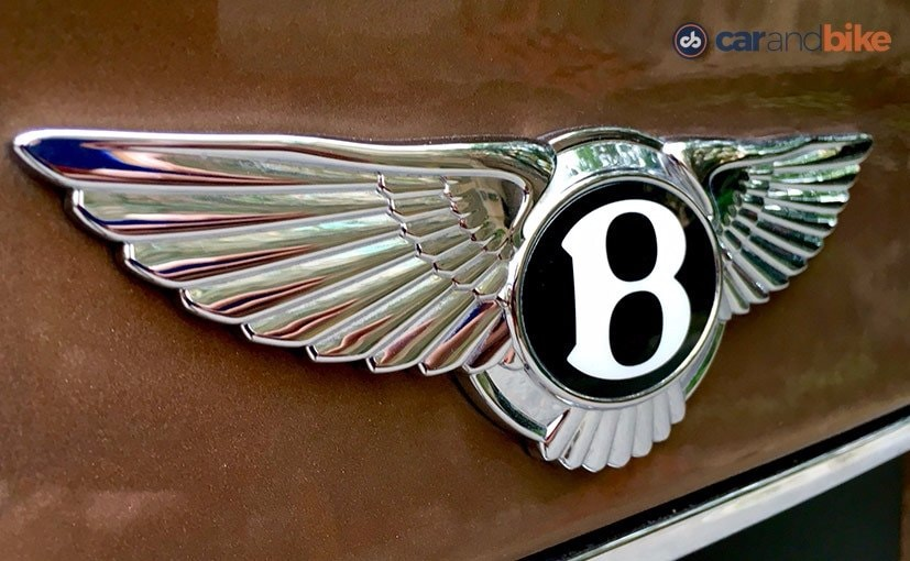 The Bentley Badging