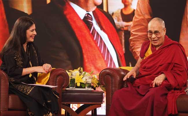 I Am A Son Of India, Have Survived On Dal, Rotis: Dalai Lama To NDTV