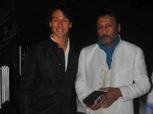 Tiger Would Like to Work in Father Jackie Shroff's <i>Parinda</i> Remake