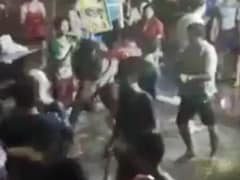 Caught On Camera: Attackers Stomped On Heads Of British Tourists In This Country