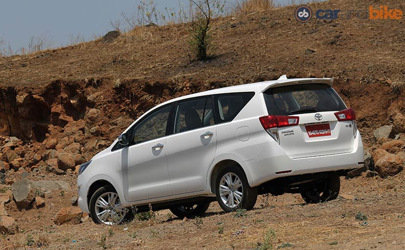 New Toyota Innova Crysta Launched Price Starts At Rs 13