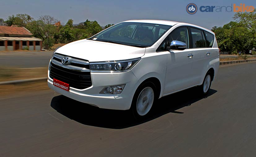 Toyota Innova Crysta Review