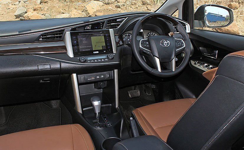 new toyota innova crysta launched price starts at rs lakh ndtv carandbike. Black Bedroom Furniture Sets. Home Design Ideas