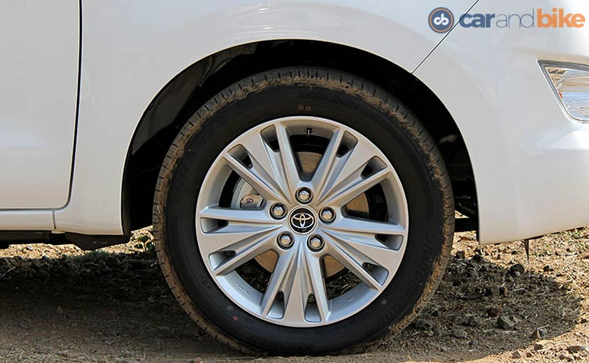 Toyota Innova Crysta 17-inch Wheels