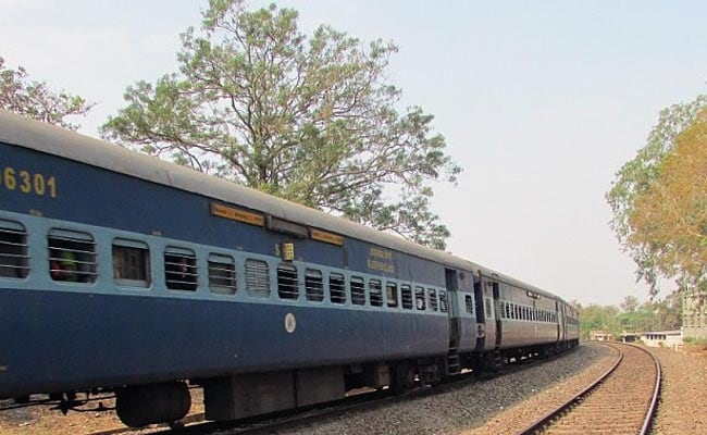 Man Thrown Off From Running Train By Ticket Checker In Bihar