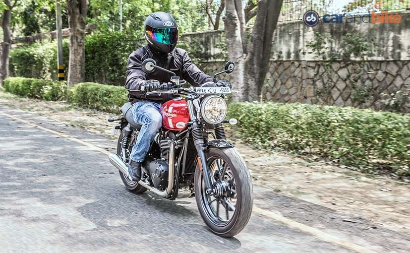 Triumph Street Twin Performance