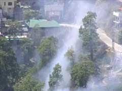 पारा चढ़ा : उत्तराखंड के कई जिलों के जंगलों में लगी आग, 6 लोगों की मौत, हाईअलर्ट जारी