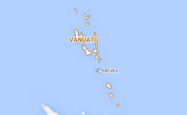 वनुआतू में 7.3 तीव्रता का शक्तिशाली भूकंप आया, सुनामी की चेतावनी जारी : यूएसजीएस