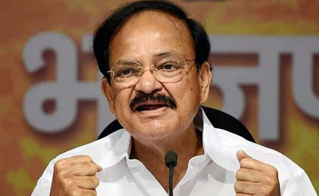 No Intention Of Interfering In Functioning Of Prasar Bharati: Venkaiah Naidu