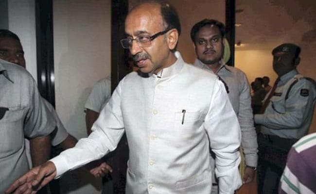 No Bilateral Cricket Series With Pak, It Crossed Lakshman Rekha, Says Vijay Goel