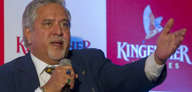 Vijay Mallya received a pay package of over Rs 1.7 crore in 2015 from US-based Mendocino Brewing Company.