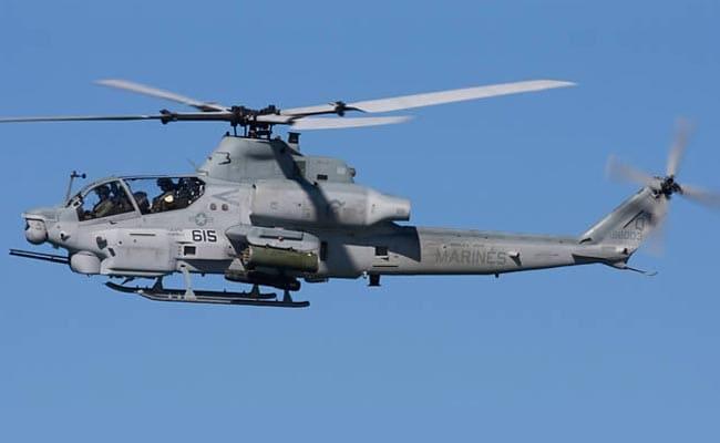 पाकिस्तान को अमेरिका से मिलेंगे 9 लड़ाकू हेलीकॉप्टर