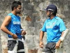 Virat Kohli, Sachin Tendulkar's Twitter Exchange Floors Cricket Fans