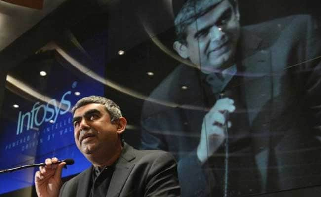 Conflict With Infosys' Founders Prompts CEO Vishal Sikka To Quit