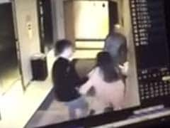 Viral Footage Shows Bystanders Doing Nothing As Chinese Woman Is Attacked In Hotel