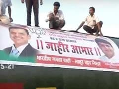 Water Train Arrives In Latur To Cheers - And Competing Claims Of Credit