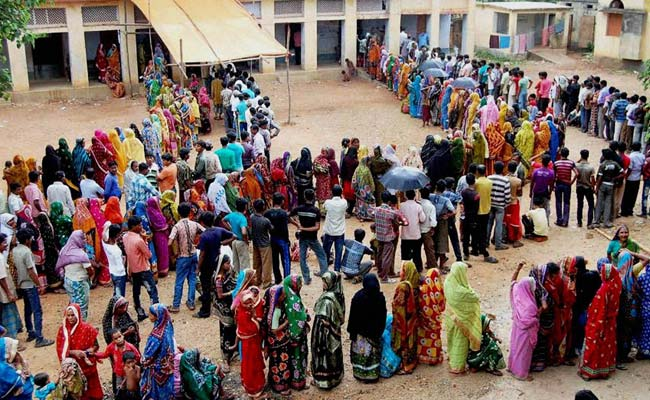 High Turnout In Assam, West Bengal; Voting Peaceful, Says Election  Commission